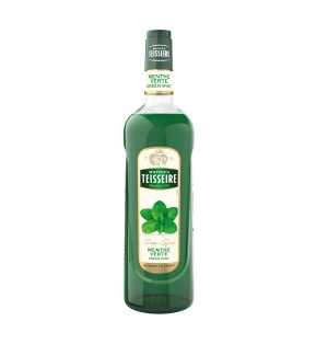 Sirop menthe Teisseire