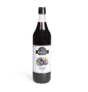 Sirop Cassis Marcel